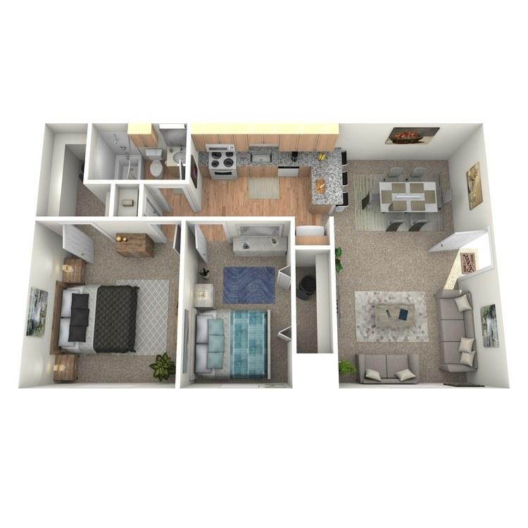 Floor plan image of Clifden - Downstairs
