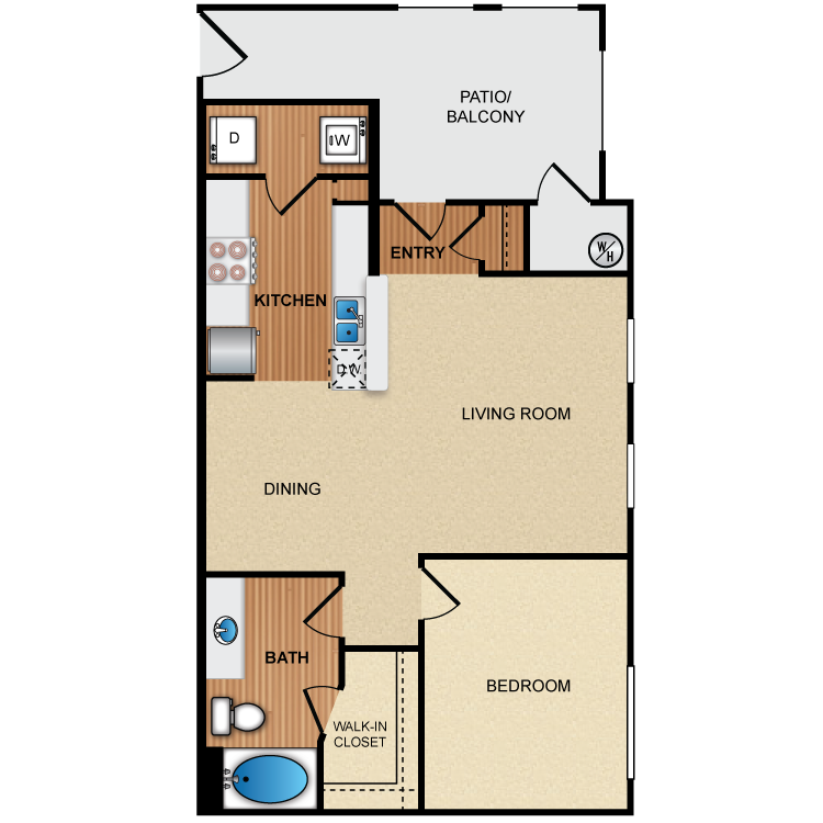 Bedroom Apartments In Las Vegas Loreto Apartments Floor Plans - Las vegas floor plans