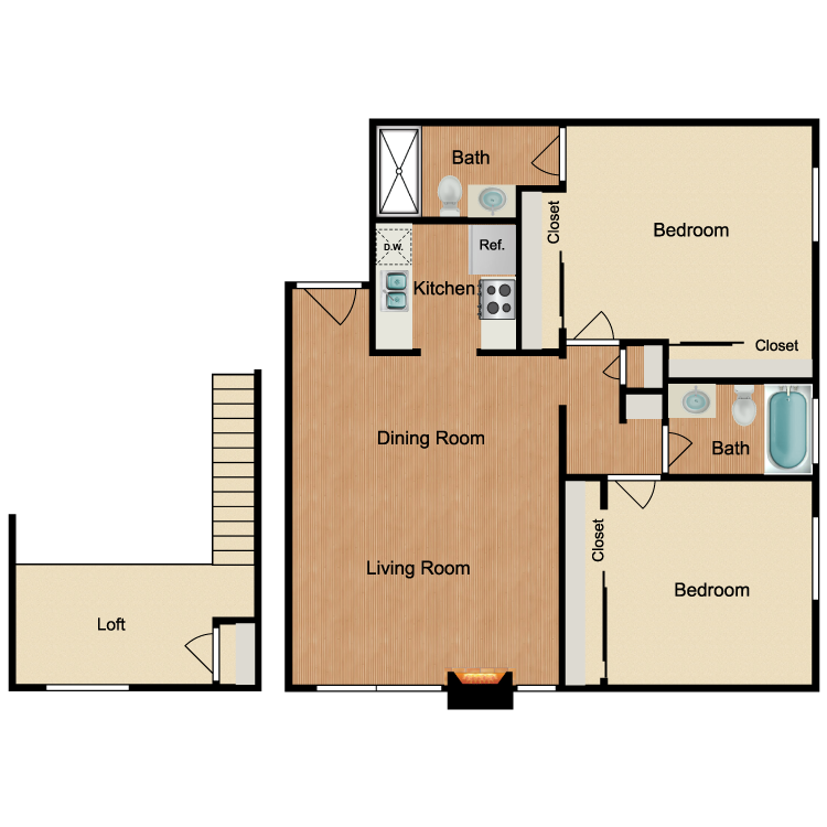 Park Overland Availability Floor Plans Pricing