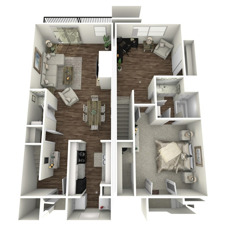 Floor plan image of A3TH