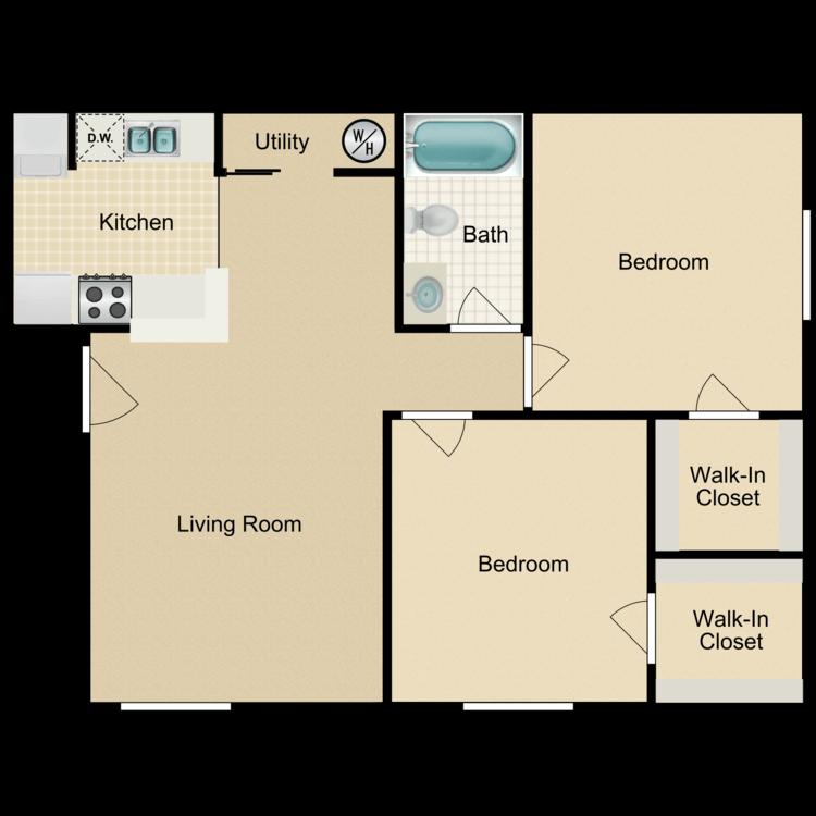 Floor plan image of Salem