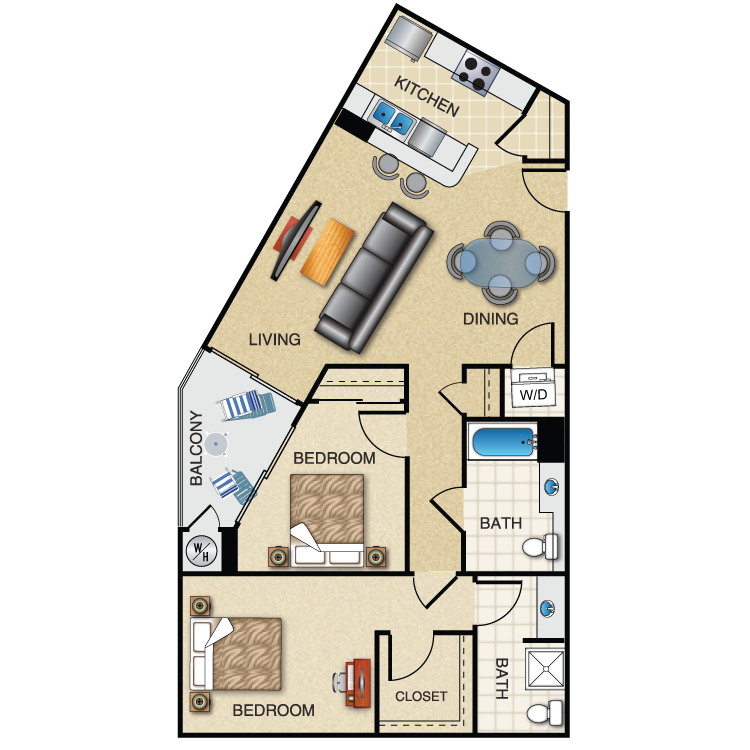 The Orsini Availability Floor Plans Pricing