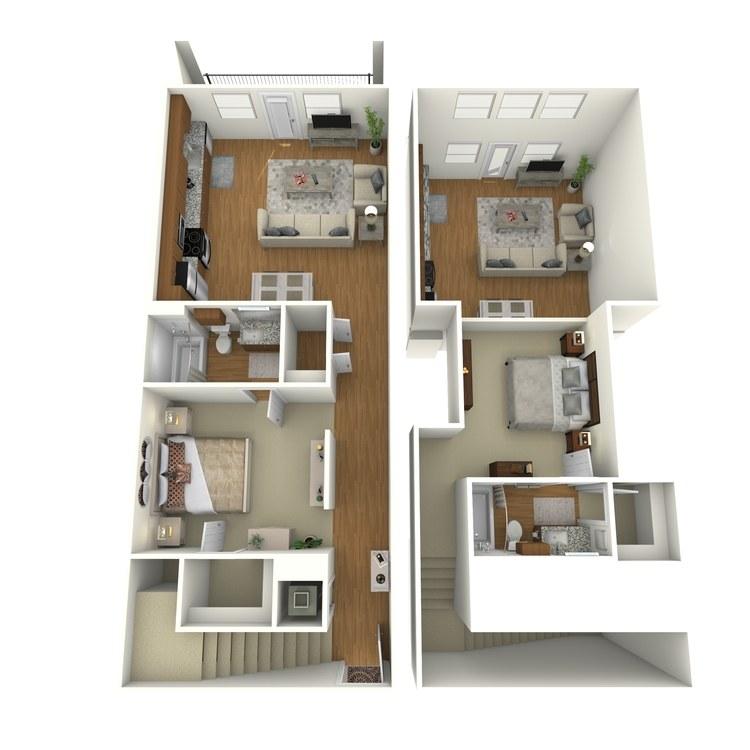 Floor plan image of B08L