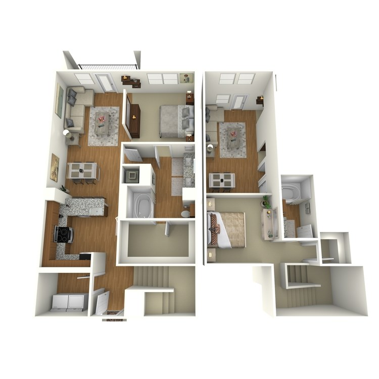 Floor plan image of B11L