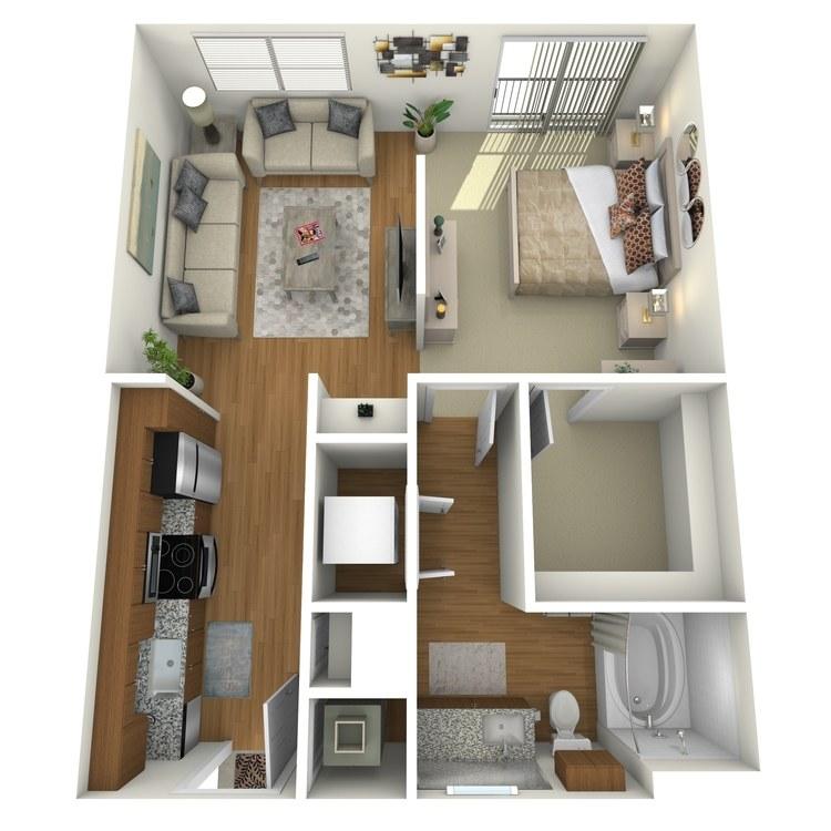 Floor plan image of S02