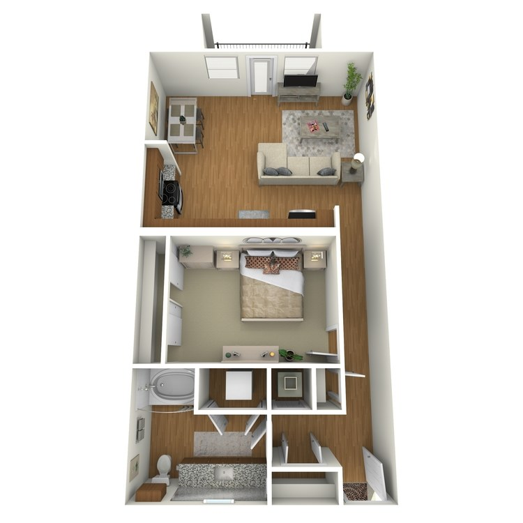 Floor plan image of A09