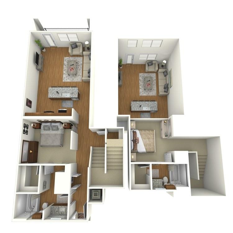Floor plan image of B10L