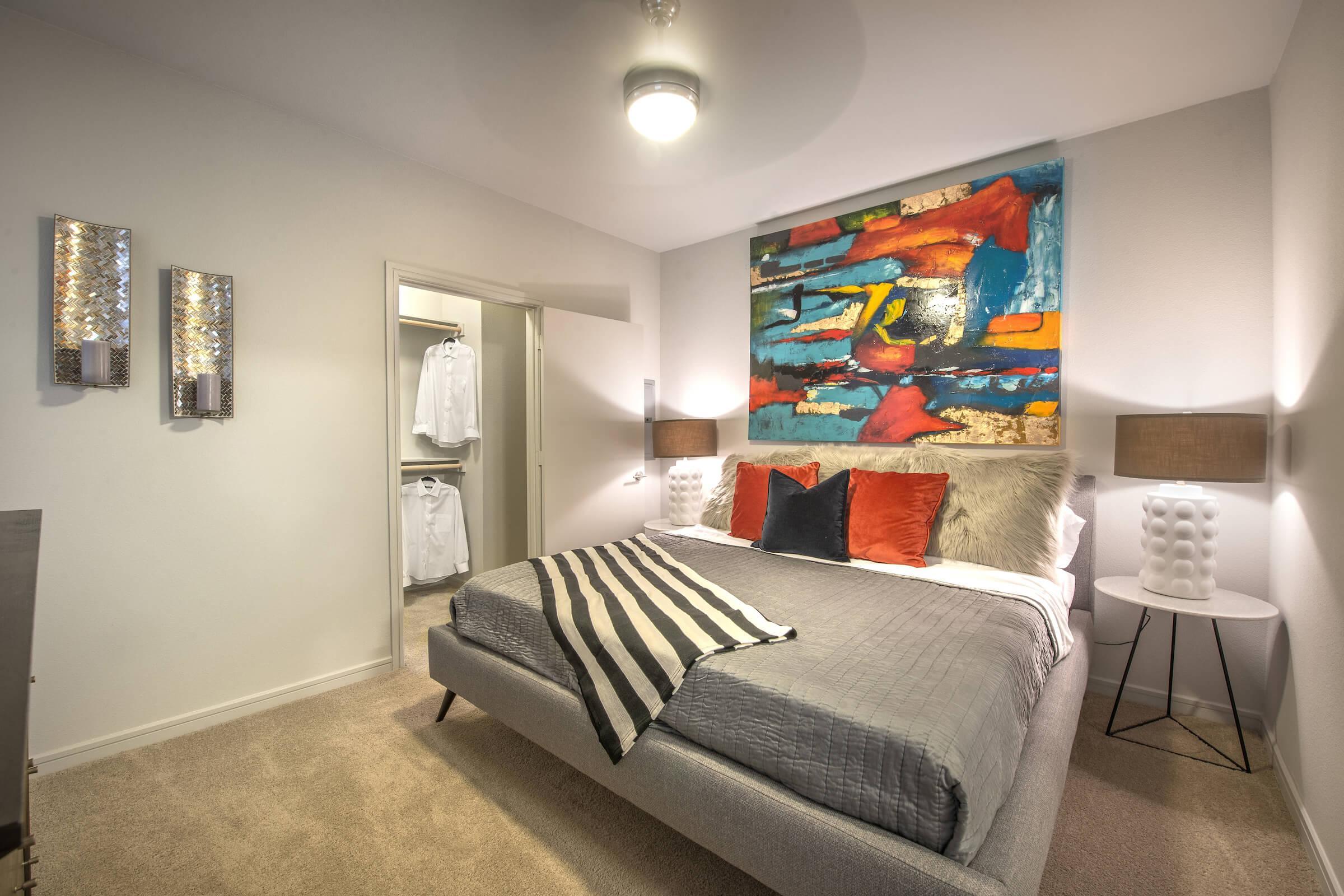 YOUR NEW BEDROOM