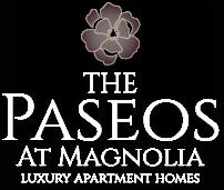 The Paseos at Magnolia Luxury Apartment Homes Logo