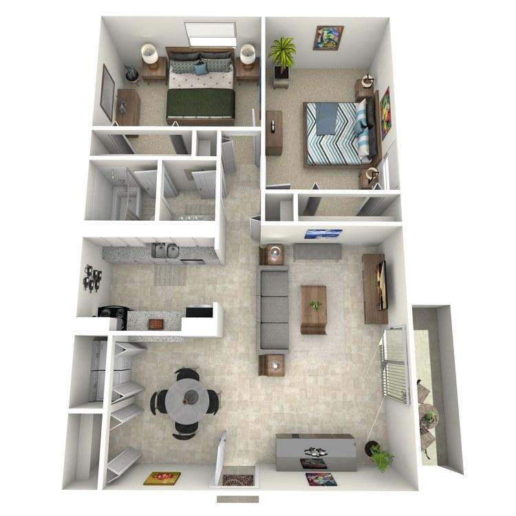 Floor plan image of The 900