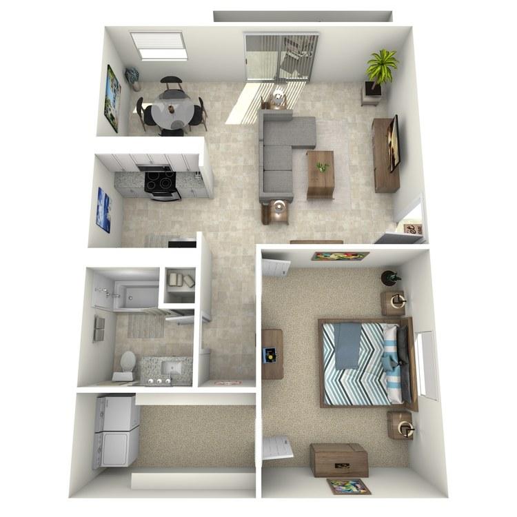 Floor plan image of The 775