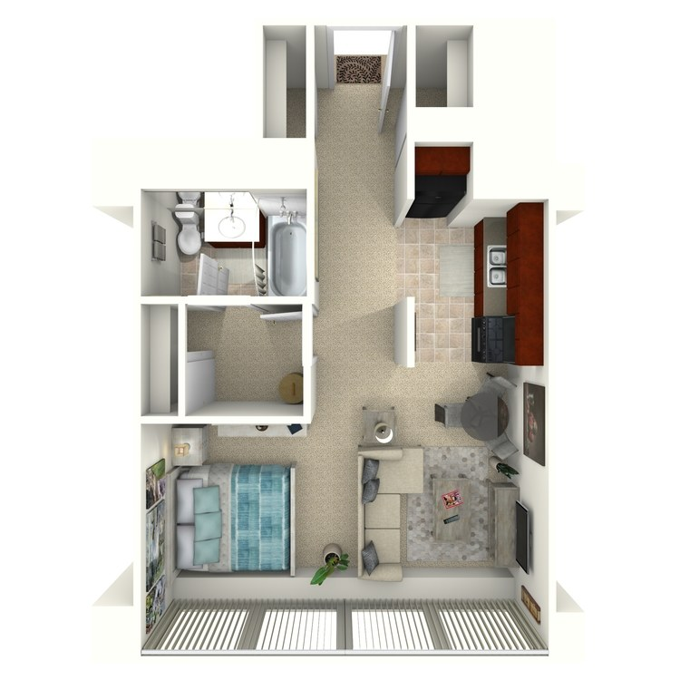 Floor plan image of S2