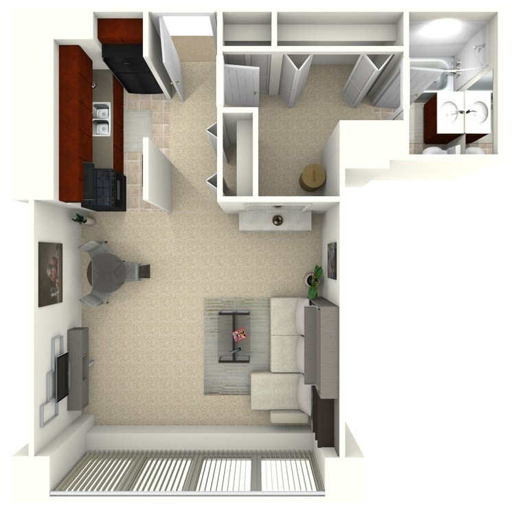 Floor plan image of S4