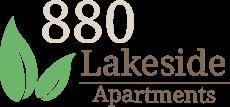880 Lakeside Apartments Logo