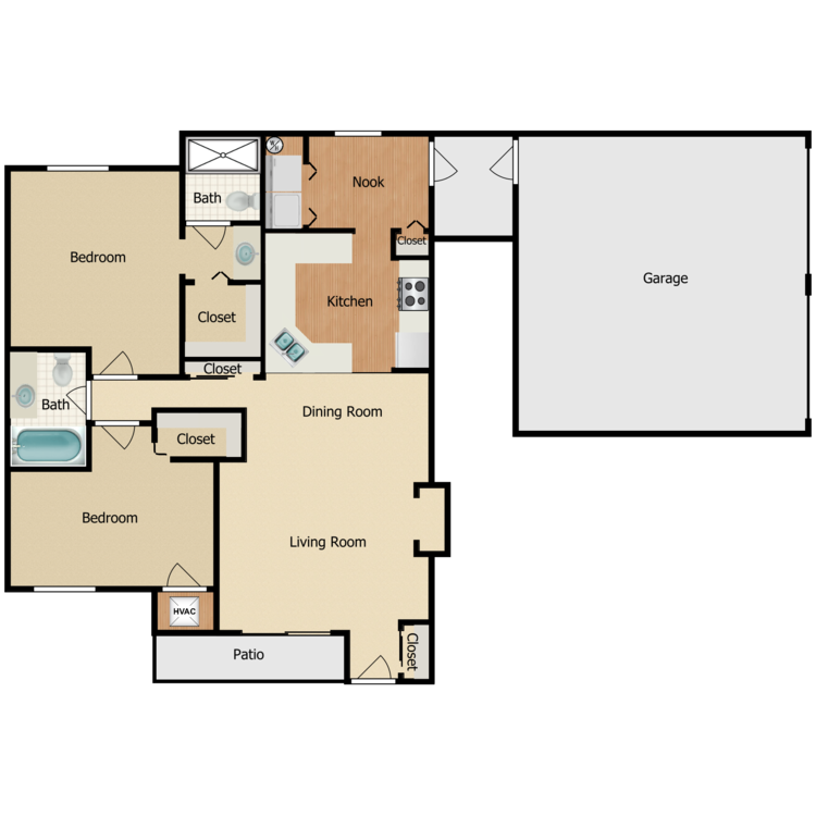 Floor plan image of Muirfield