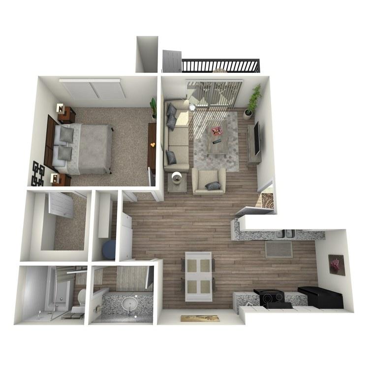 Floor plan image of Rincon
