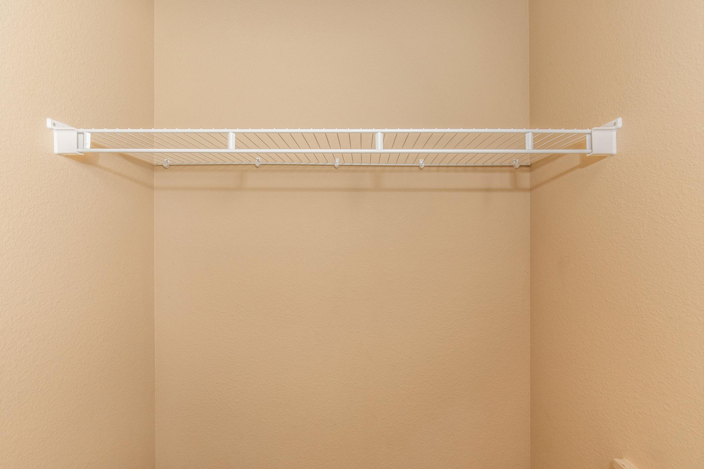 a white curtain