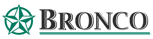 Bronco Apartments Logo