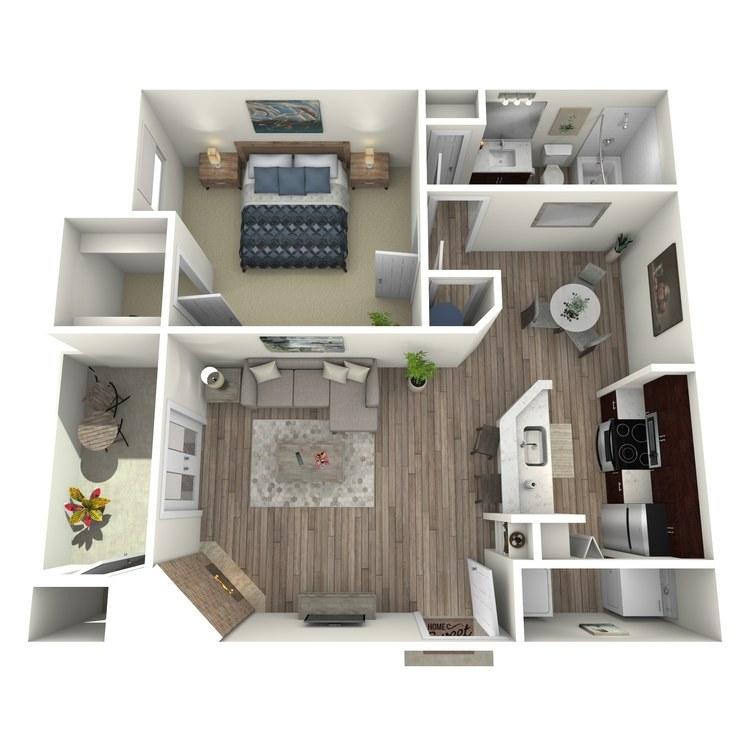 Floor plan image of Jewelberry