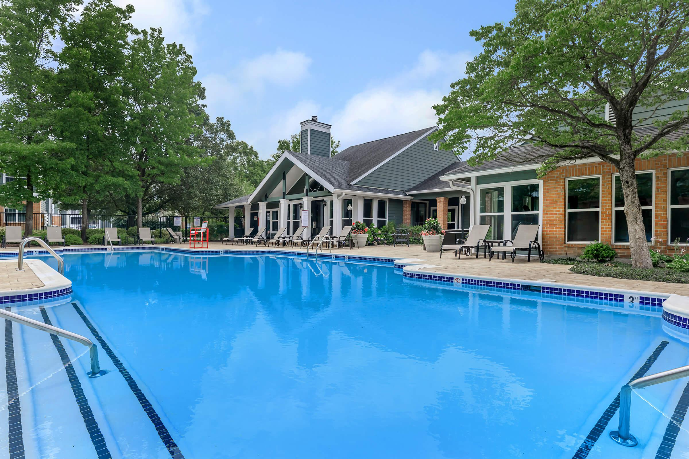Pool at The Ashberry in Pasadena MD