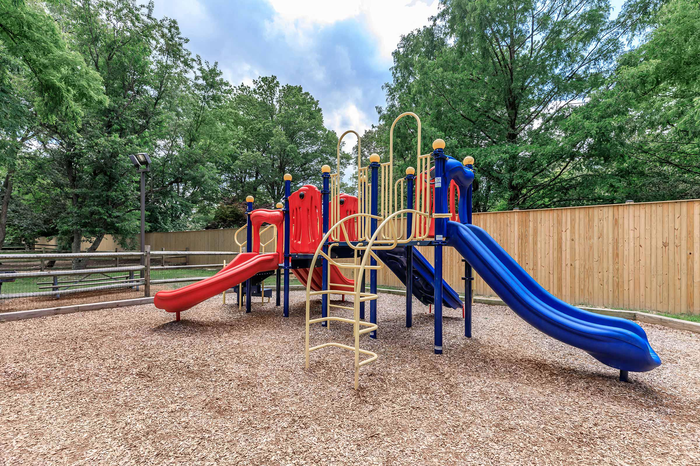 Playground at The Ashberry in Pasadena MD