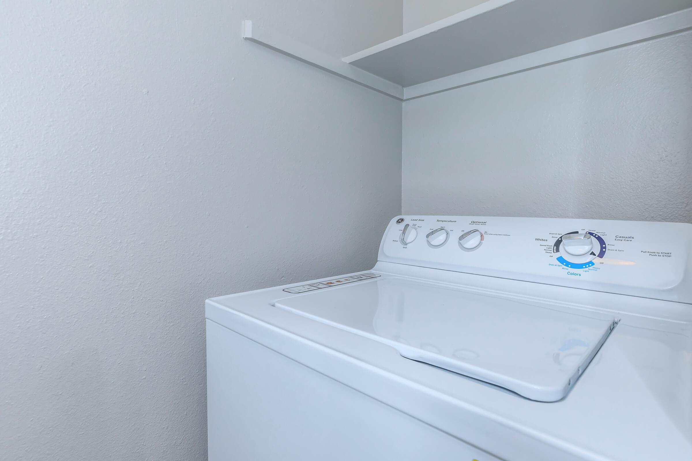 Laundry Room at The Ashberry in Pasadena MD
