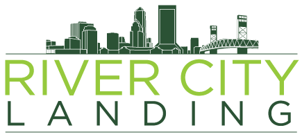 River City Landing Logo