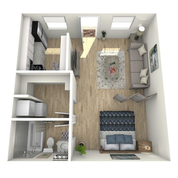Floor plan image of Julia