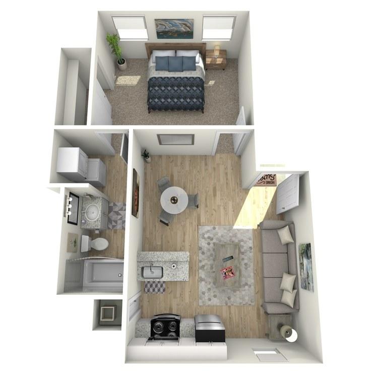 Floor plan image of Cynthia