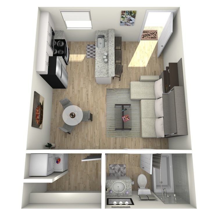 Floor plan image of Maicy
