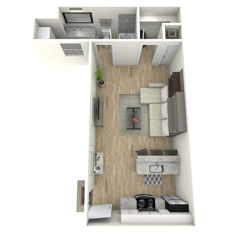 Floor plan image of Emery