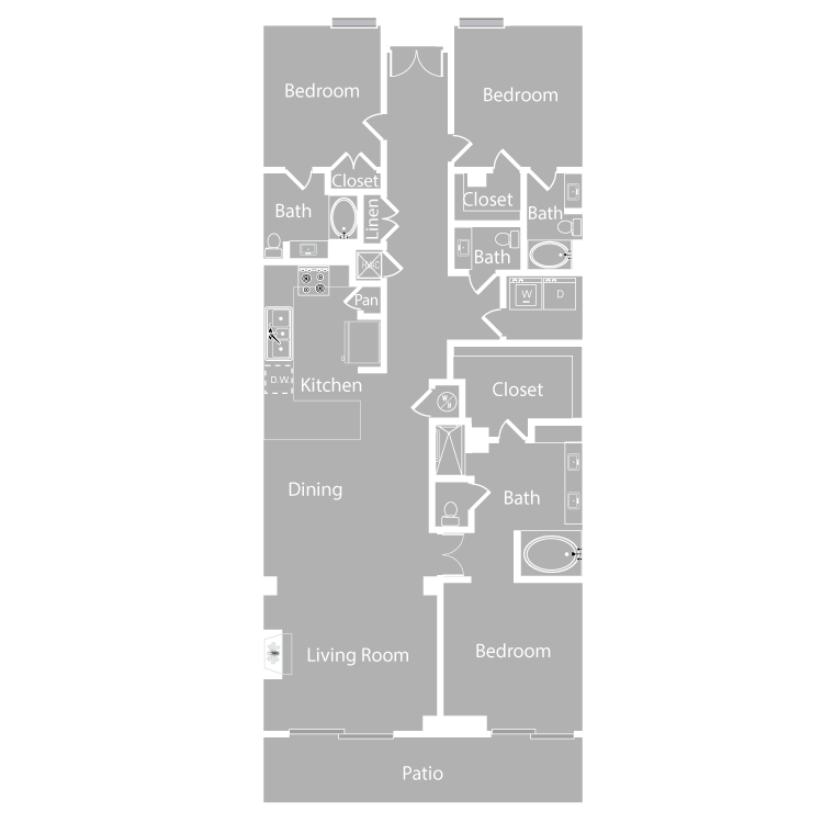 Floor plan image of Splendido
