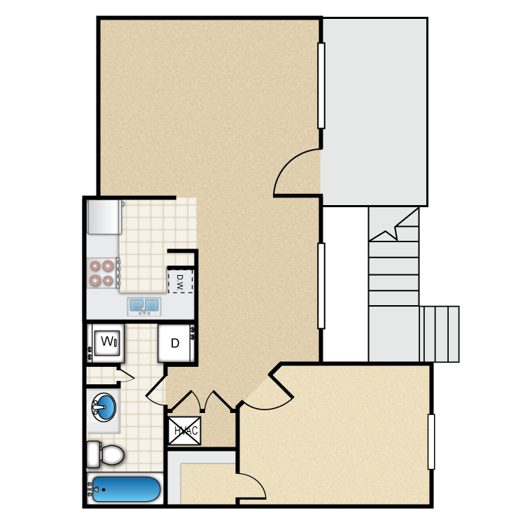 Floor plan image of The Wellington