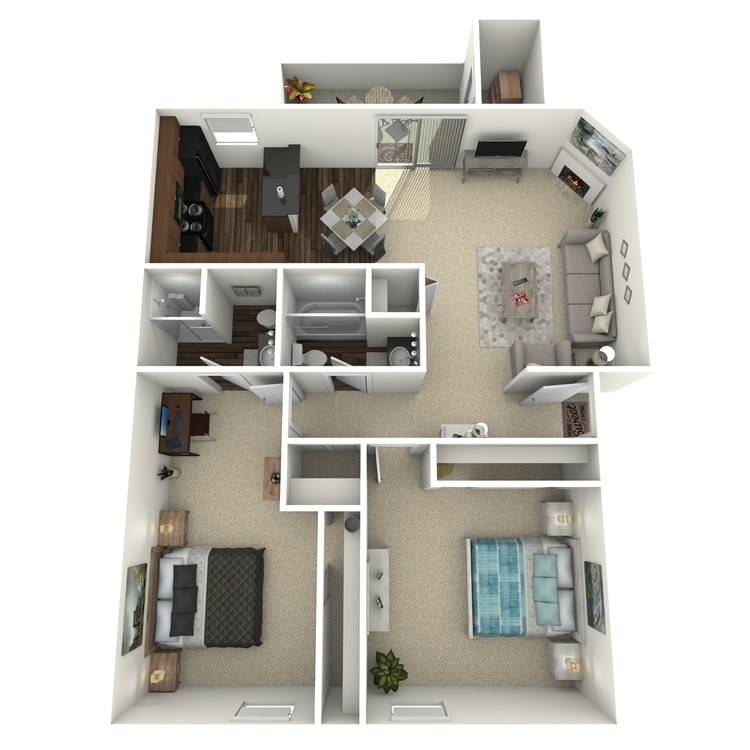 Floor plan image of Scottsdale