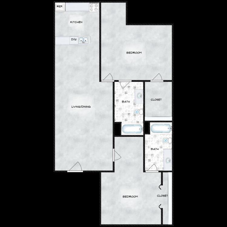 1007 floor plan image