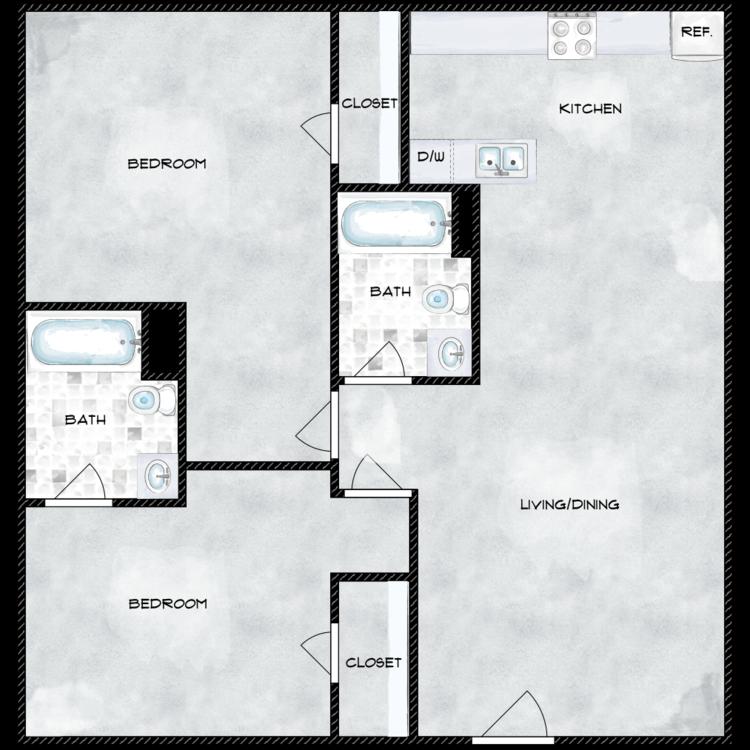 910 floor plan image