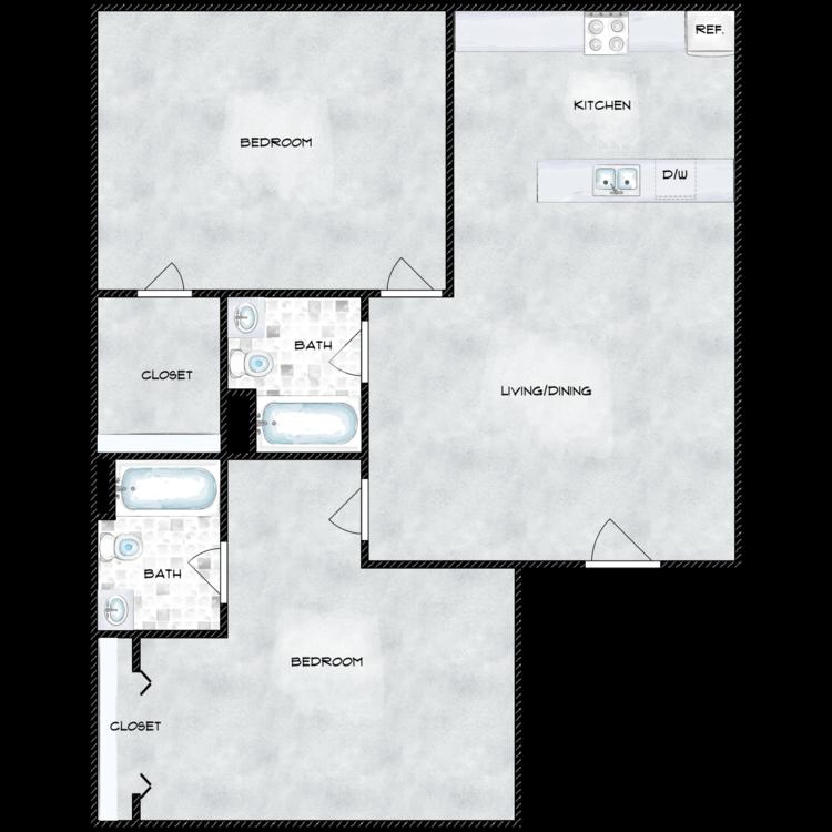 968 floor plan image