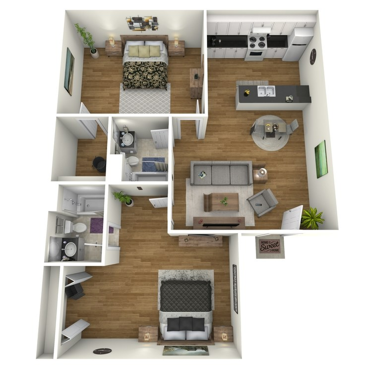 968 floor plan image