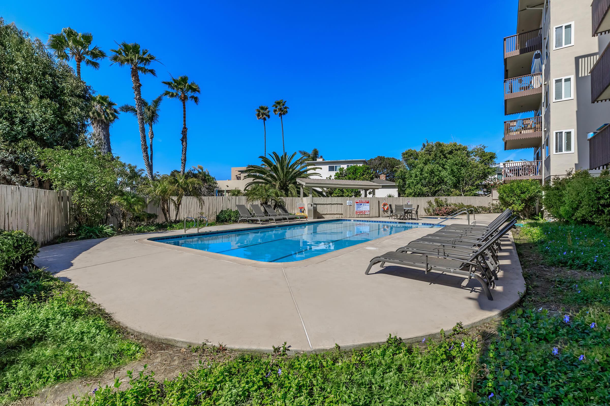 Soak up the sun at Casa Del Sur in San Diego, California