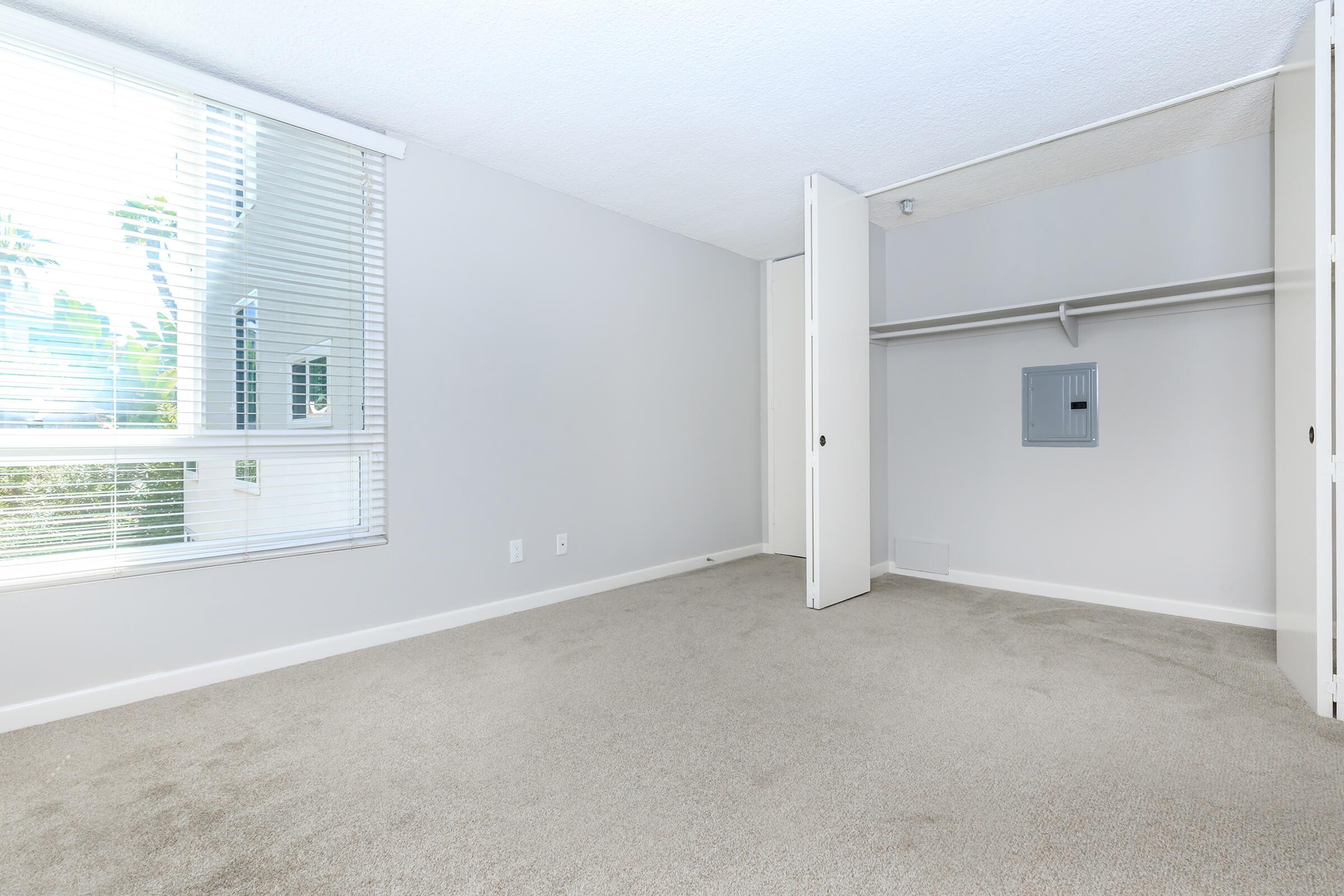Large closet space at Casa Del Sur