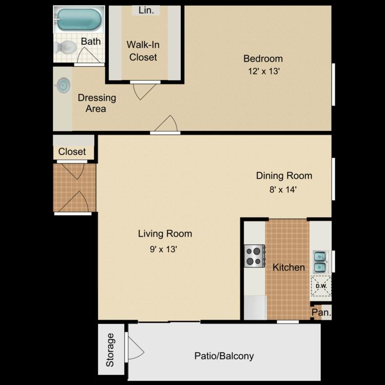 Floor plan image of Sugarbush