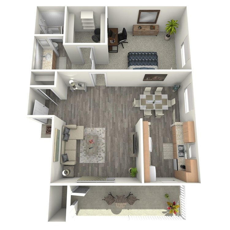 Floor plan image of Sugarbush