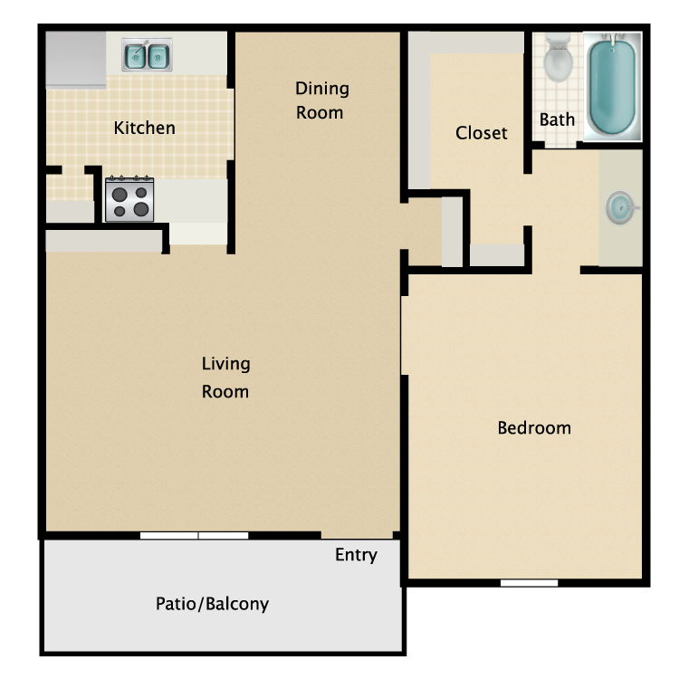 The Redford Availability Floor Plans Pricing