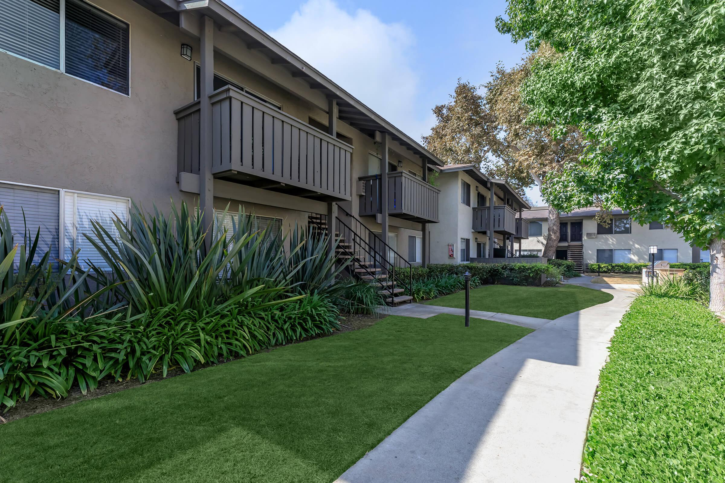 Meadowood Place Apartment Homes community building
