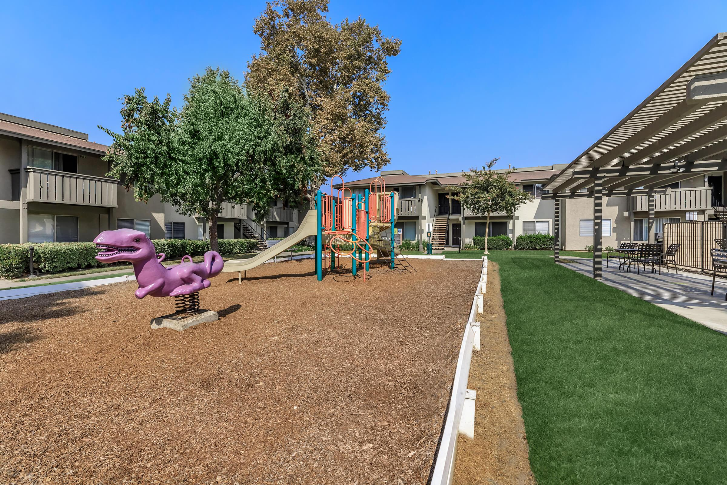 Meadowood Place Apartment Homes community playground