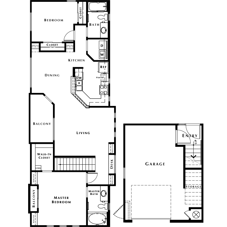 Floor plan image of The Summit