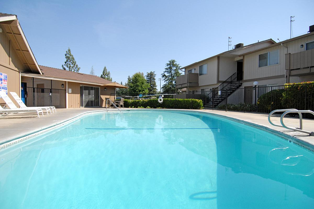 Valley View Apartment Homes has two swimming pools