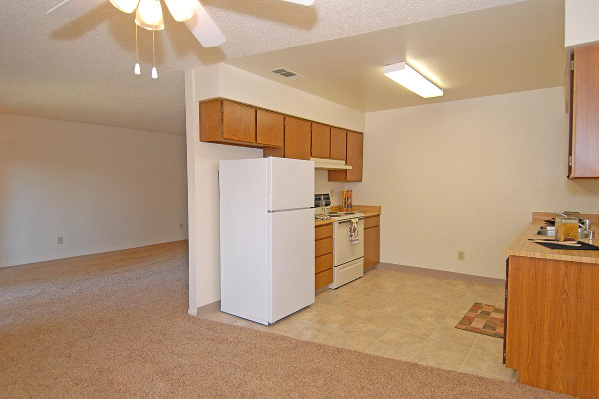 Valley View Apartment Homes offers ceiling fans