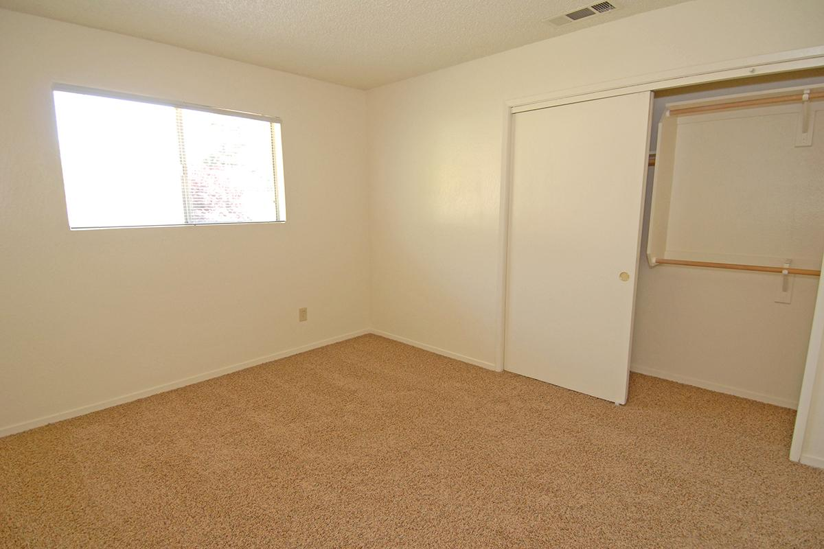 Valley View Apartment Homes has ample closet space