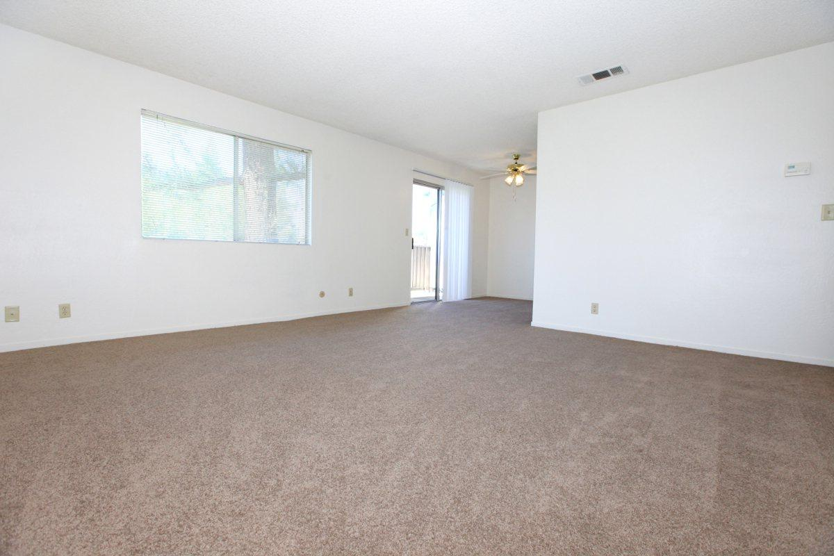 This is the one bedroom apartment at Valley View